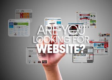 ¿Está buscando una página web?